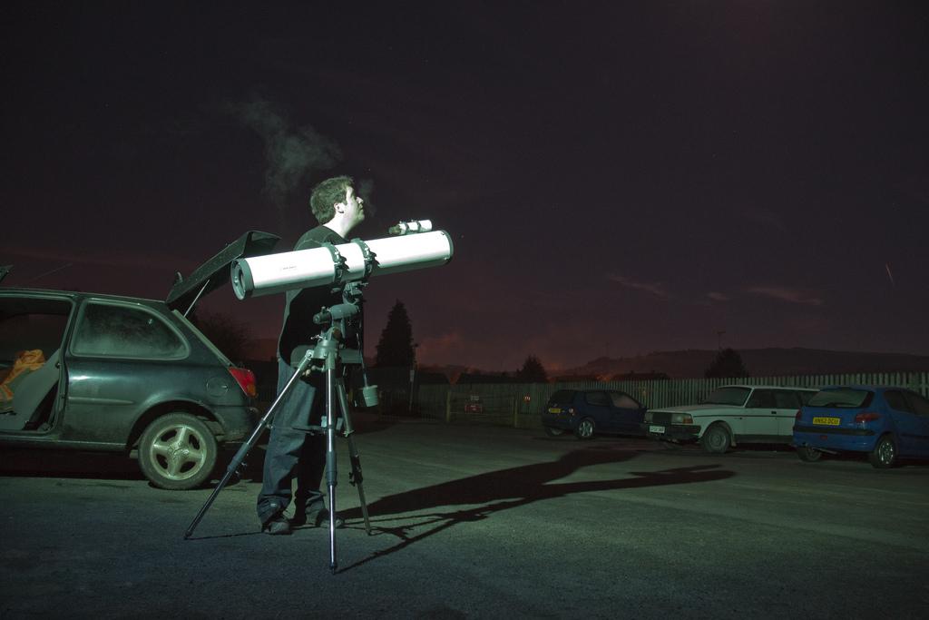Night Sky Telescope